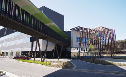 Mawson Lakes campus of the University of South Australia