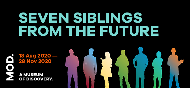 Seven Siblings from the Future
