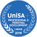 UniSA+ Seal: Professional and Personal Development 1 hour