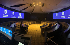 Photo of UniSA Lecture Theatre