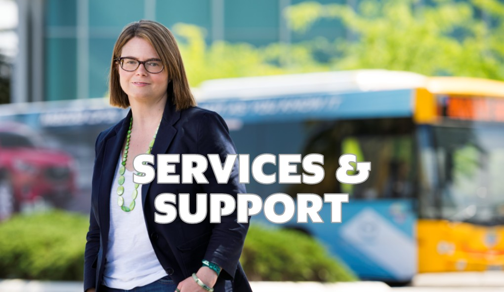 Services and support for staff