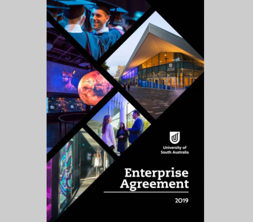 UniSA Enterprise Agreement 2019