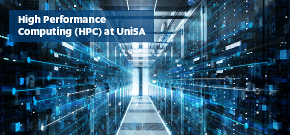 High Performance Computing (HPC) at UniSA
