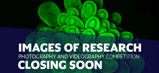Images of Research Competition closing soon