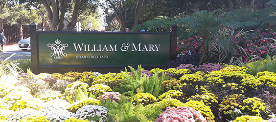 College of William & Mary Student Exchange