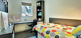 Single Ensuite 5 Person Apartment
